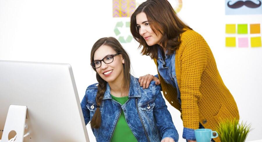 73 procent af de adspurgte arbejdsgivere svarer, at de foretrækker, at den nyuddannede har haft erhvervsarbejde ved siden af studiet.