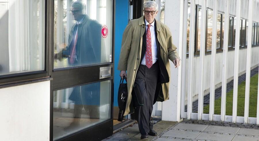 Den tidligere administrerende direktør for Roskilde Bank var ikke så dybt nede i udlånet op til bankens krak i 2007.