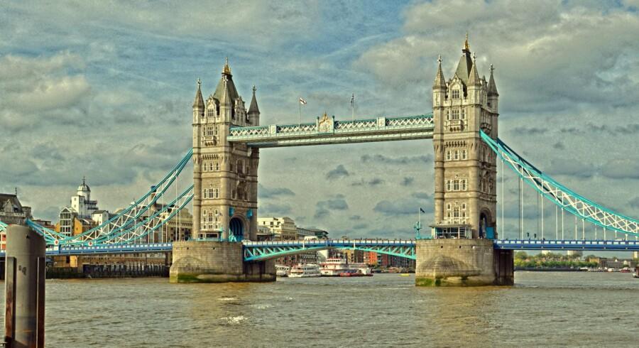London er en dyr by. Foto: Flickr.