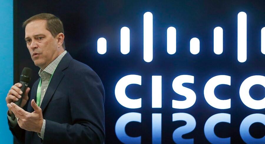 Den amerikanske netværksproducent Cisco Systems kom bedre ud af det forskudte tredje kvartal end ventet.