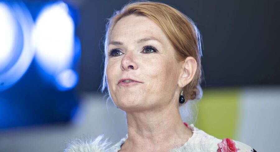 ARKIVFOTO af Inger Støjberg (V).