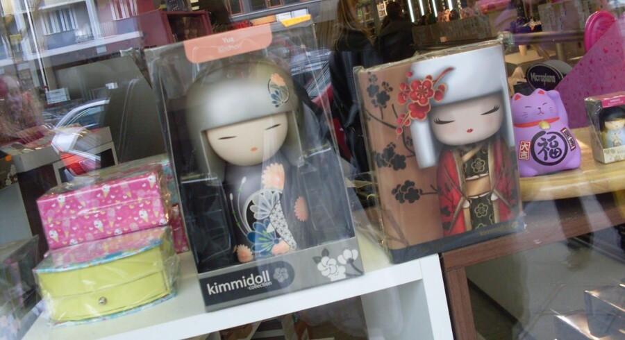 Düsseldorf rummer i dag over 10.000 mennesker af japansk herkomst.