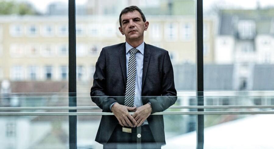 Lars Petersson, adm. direktør i Sparekassen Sjælland.
