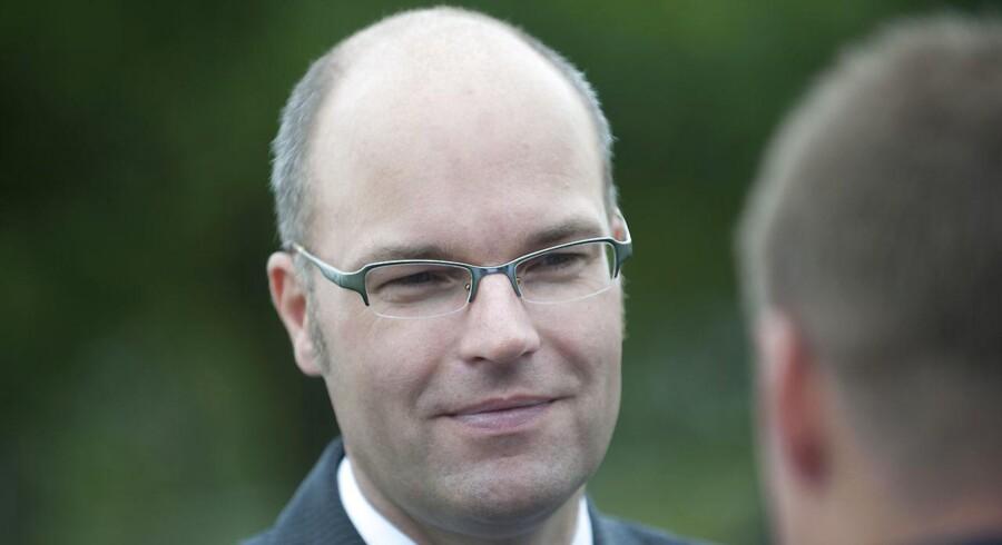 Flensborgs borgmester, Simon Faber, mener kontrollen ved den dansk-tyske grænse er tålelig.