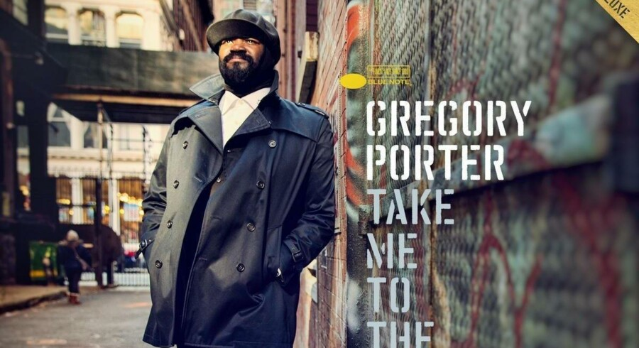 Gregory Porter:»Take me to the Alley«