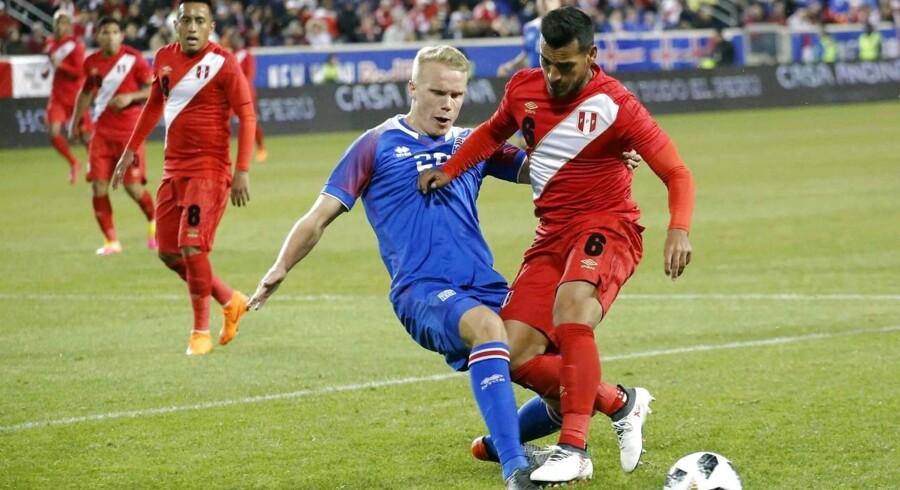 Hjörtur Hermannsson kom for to år siden til Brøndby, efter at klubben havde sagt farvel til Daniel Agger.