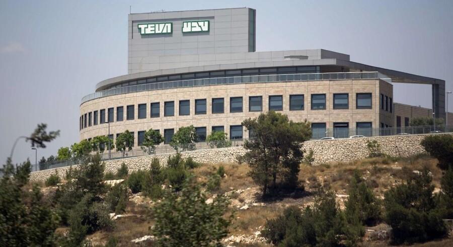 Det israelske medicinalselskab Teva Pharmaceutical Industries har mandag formiddag offentliggjort en aftale med amerikanske Allergan om køb af Allergan Generics for 40,5 mia. dollar. (276 mia. kr.)