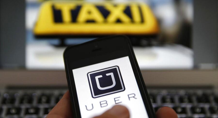 Den omdiskuterede, amerikanske taxa-app er nu blevet sigtet i sagen om overtrædelse af taxaloven.