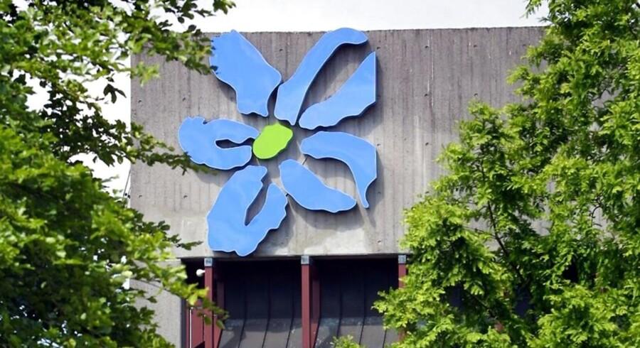 Forsikringsselskabet Topdanmarks hovedkvarter.