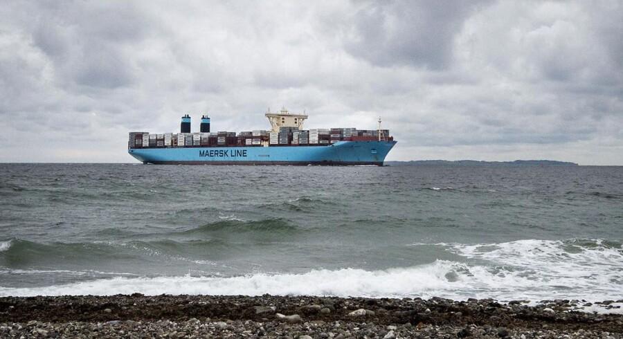 Mærsk har knas i både container- og olieforretning. Selskabets aktie har blot givet investorerne et afkast på 8 pct. over de seneste fem år.