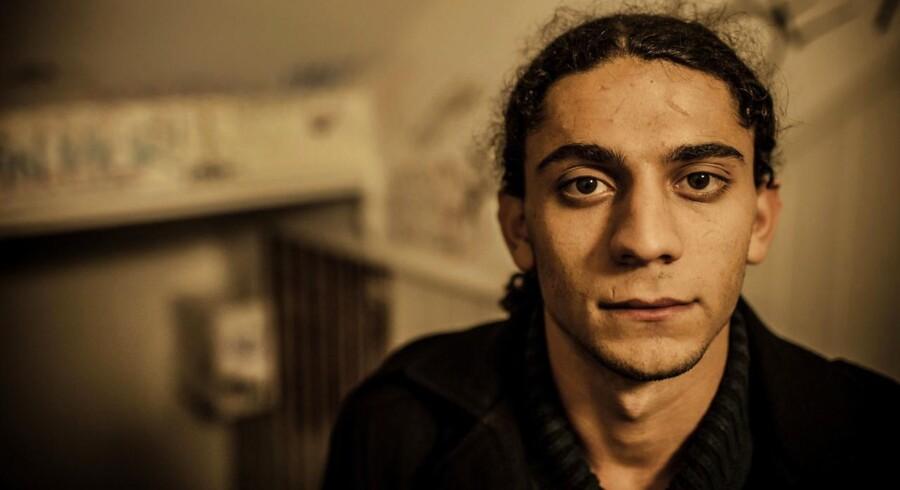 Yahya Hassan. Arkivfoto.
