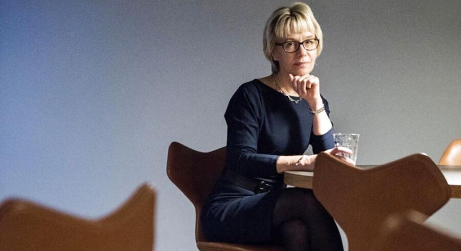 Lene Skole, ny direktør for Lundbeck-fonden