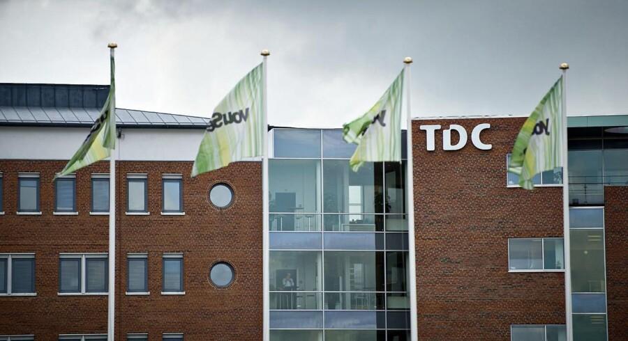 TDC overvurderer styrken og værdien af sine varemærker, for danskerne vil bare have en lav pris, mener investeringsøkonom. Arkivfoto: Torkil Adsersen, Scanpix