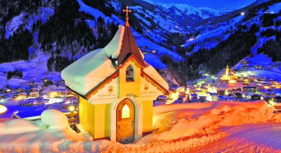 Julen kan fejres på mange forskellige måder.