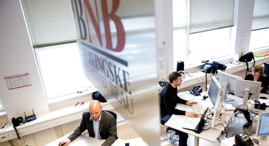 Berlingske afhænder sit nyhedsbureau til Ritzau.
