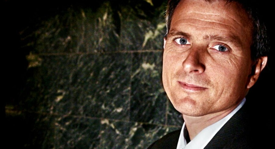 DIREKTØR KIM VALENTIN, SOM RÅDGIVER FOLK OM PRIVATØKONOMI.