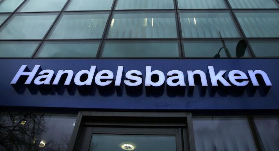Handelsbanken foretager omrokeringer i bankens øverste top.