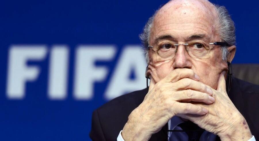 Der er ekstraordinært valg til Fifa's præsidentpost 26. februar 2016, hvor der skal findes en afløser for Sepp Blatter.