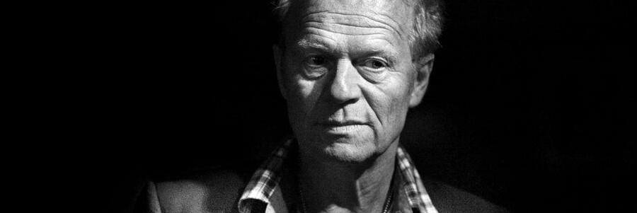 Morten Sabroe, forfatter og journalist.