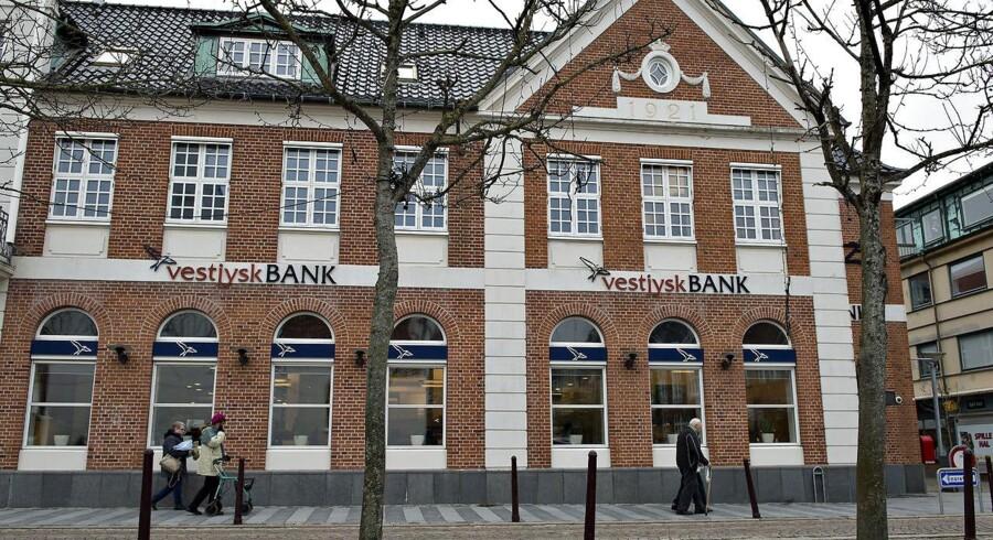 Vestjysk Bank i Lemvig.