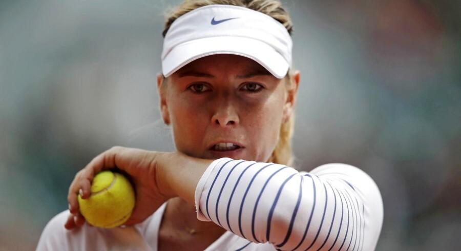 Verdens største sportsudstyrsfirma, amerikanske Nike, har afbrudt samarbejdet med den russiske tennisstjerne Maria Sharapova.