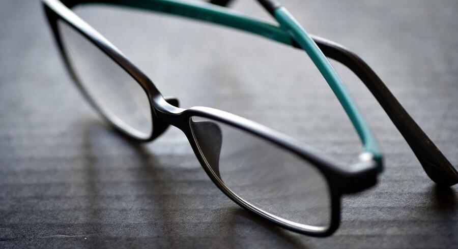 Læsebrillerne bliver væk. Navne kan ikke huskes og aftaler glemmes. Stress giver dårlig hukommelse. Arkivfoto.