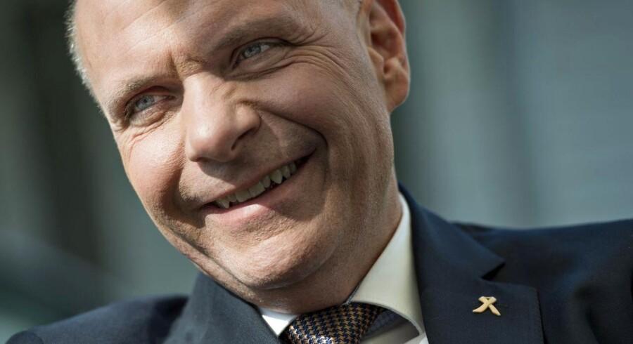 Søren Gade - står til at blive ny gruppeformand for Venstres folketingsgruppe.