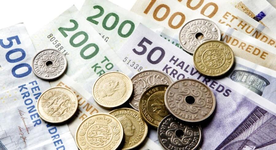 Danske penge.