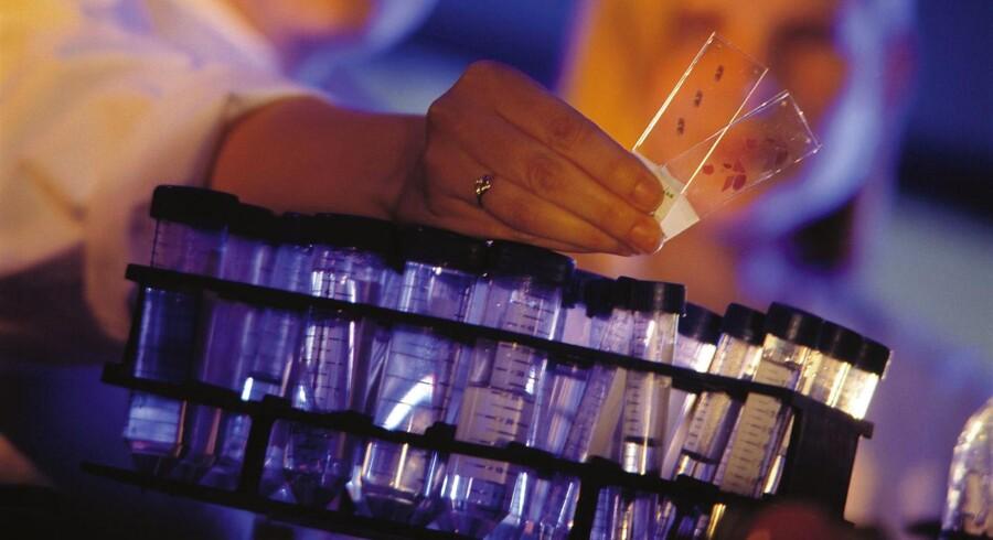 Aktien i biotekselskabet Genmab stiger forsigtigt i torsdagens tidlige handel, efter at selskabet afleverede årsregnskab for 2015 efter markedets lukketid onsdag.