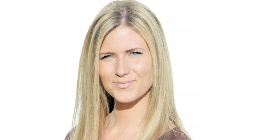Louise Amby. Lærerstuderende og medlem af LAU
