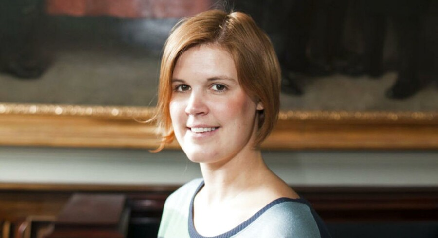 Dde Radikales integrationsordfører, Liv Holm Andersen (R).
