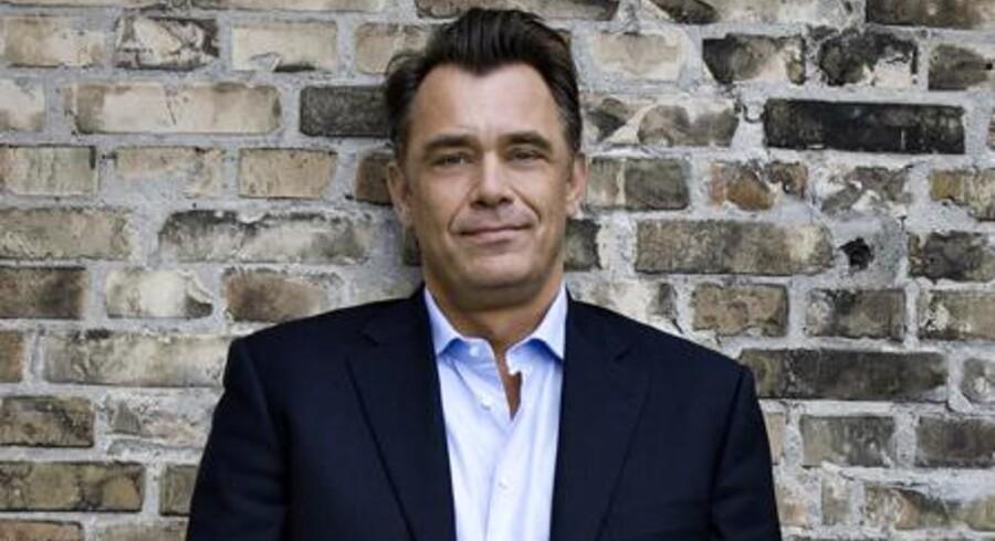 »3«s administrerende direktør, Morten Christiansen, kalder strøgbutikkerne afgørende for »3«s salg. Foto: »3«