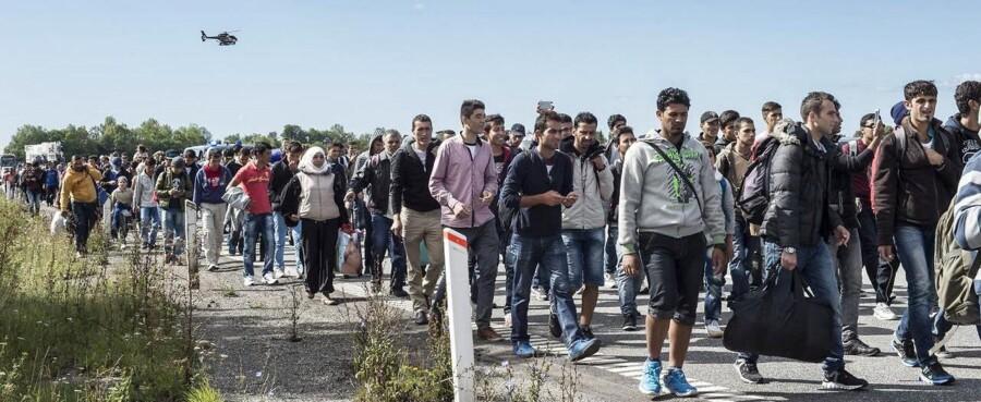 »Derfor kan jeg overhovedet ikke acceptere, at Københavns Kommune siger, at den ikke skal modtage 200 flygtninge med den begrundelse, at de kan placeres i andre kommuner,« siger Knud Kristensen, borgmester i Vesthimmerlands Kommune.