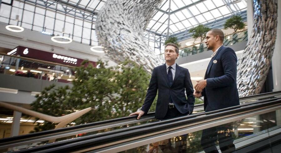 Fisketorvets centerchef Jacob Bannor har sammen med Lars-Åke Tollemark, direktør for shoppingcenterets ejer, Unibail-Romamco, arbejdet på at internationalisere det københavnske shoppingcenter. Nu er spanske Zara på plads.