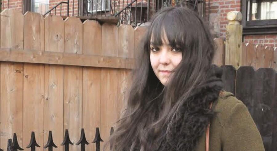 Mira Gonzalez.