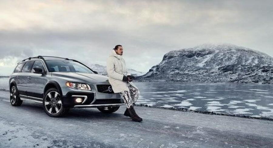 Med forførende storslåede billeder iscenesættes fodboldspilleren Zlatan Ibrahimović til at være gjort af svensk natur og friluftsliv ligesom den Volvo stationcar, han benytter i filmen.