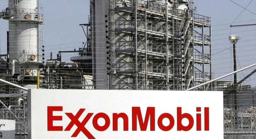 Selskabet kan berette om en lavere olieproduktion målt på daglige olieækvivalenter med et fald på 4,7 pct. i kvartalet.