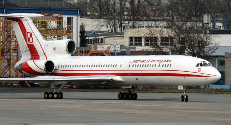Undersøgelser fastslår, at flyet, der i går styrtede ned med Polens præsident Kaczynski og en stor del af landets absolutte topledelse, ikke fejlede noget.