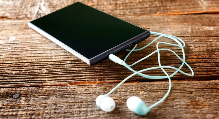 Musik på telefonens hukommelseskort kan blive underlagt lov om ophavsret, fastslår EU-domstolen. Foto: Arkivfoto