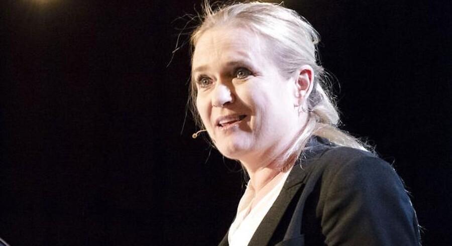 Gitte Seeberg, generalsekretær i Verdensnaturfonden.