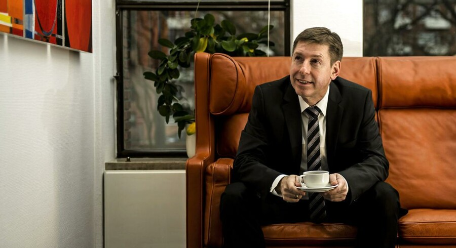 FLSmidth-topchef Thomas Schulz afleverede tirsdag et regnskab, som i den grad fik investorerne til at flygte ud. Selskabets aktie sluttede dagen med et dyk på 9,5 pct.