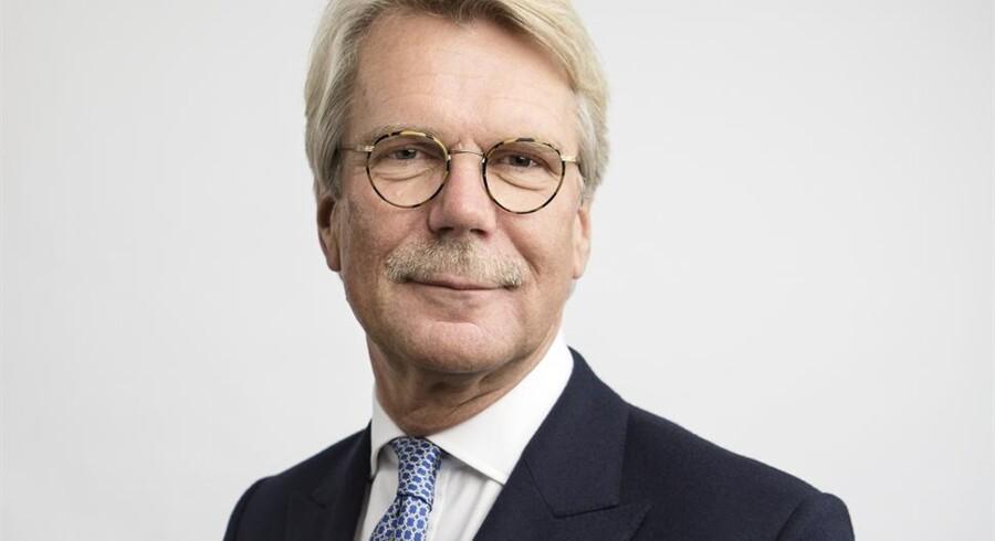 Formand i Sampo Group, Björn Wahlroos. Billede hentet fra Sampo Group.