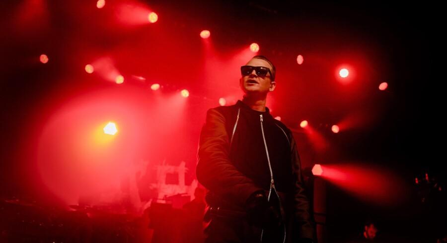 Koncert med Suspekt i Vega lørdag aften. Foto: Thomas Lekfeldt