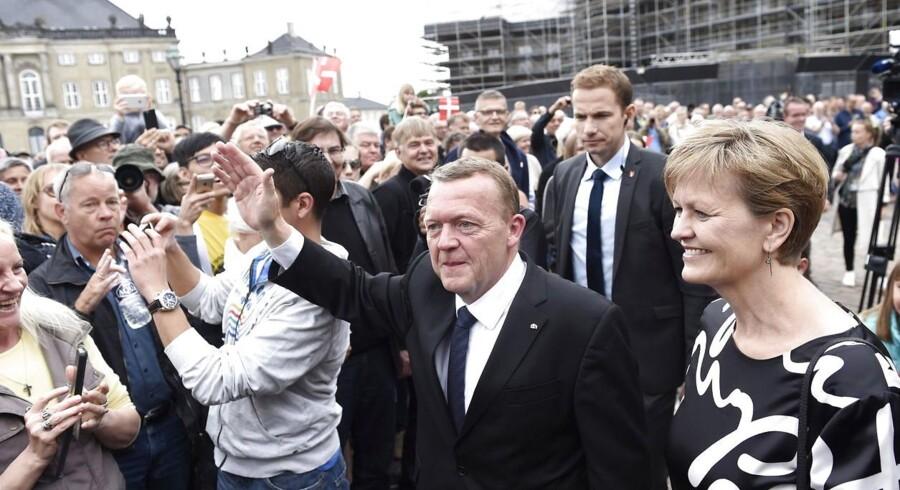 Det er et erfarent og robust hold af politikere, Lars Løkke Rasmussen (V) har valgt som sine ministre i den smalle Venstre-regering, der skal lede landet frem.