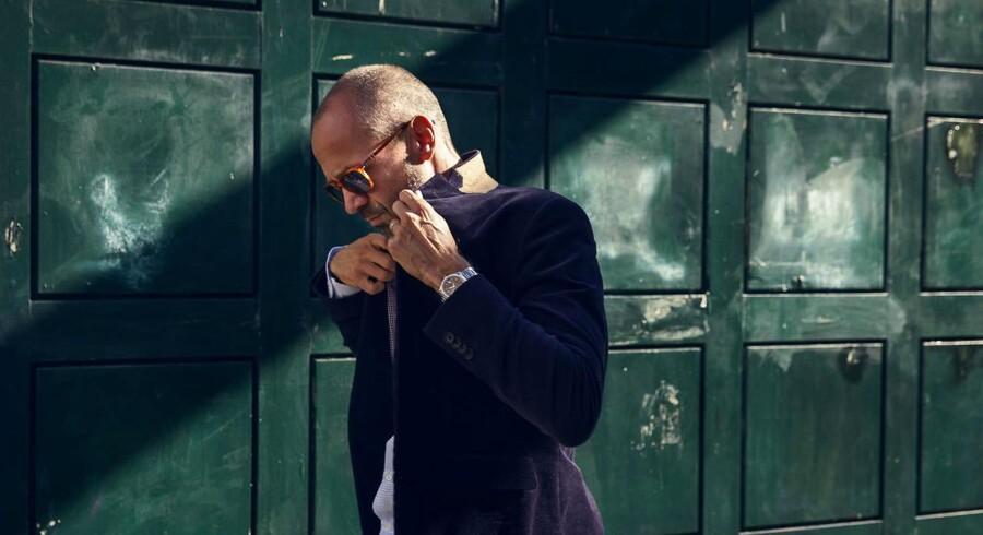 Krimiforfatter Michael Katz Krefeld var en af de forfattere, der besøgte sidst års Copenhagen Crime - den krimifestival, som ikke bliver gentaget.