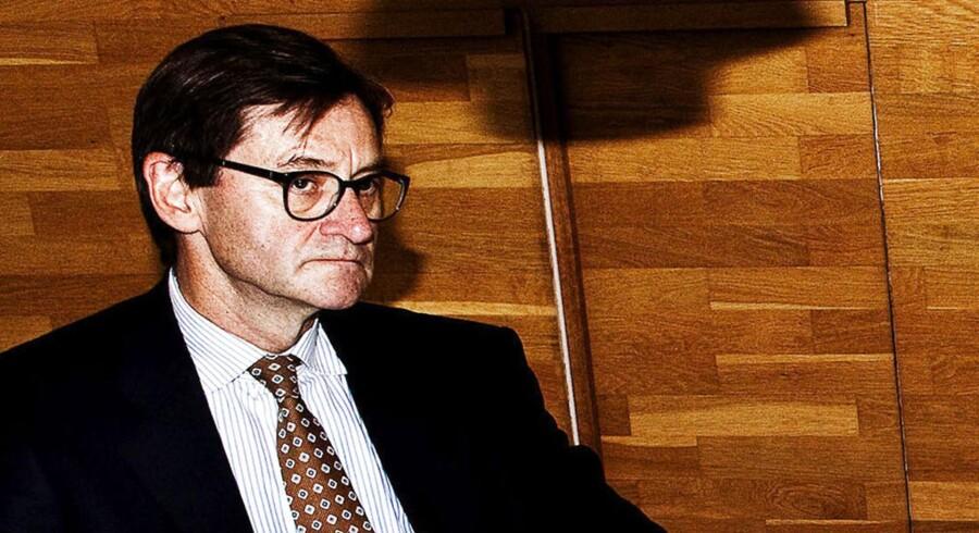 Topadvokat Vagn Thorup og resten af bestyrelsen i den fondsejede virksomhed Insepa har fået en klar afvisning fra Erhvervsstyrelsen af et incitamentsprogram, der sammenlagt skulle give fire bestyrelsesmedlemmer 65 millioner kroner.