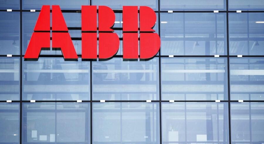 Industrikoncernen ABB er kommet bedre end ventet ud af sit tredje kvartal.