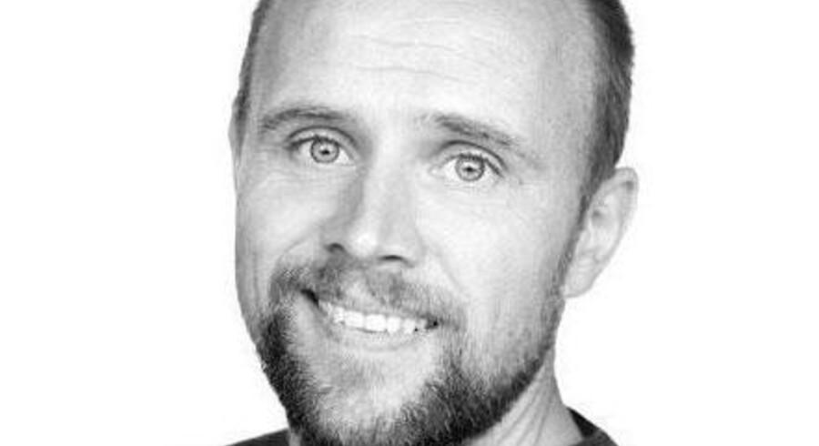 Thomas Skovbo, viceskoleleder