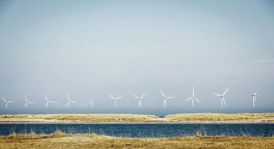 Vestjylland får en ny havvindmøllepark.