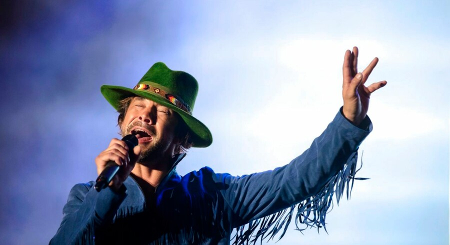 Jamiroquai med den hattebærende Jay Kay i spidsen vender tilbage med albummet »Automaton«